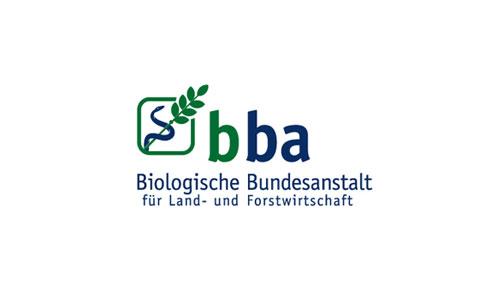 BBA Bundesoberbehörde und Bundesforschungsanstalt