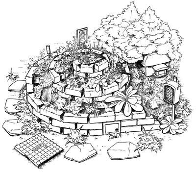 einbauelemente f r naturmauern schwegler natur. Black Bedroom Furniture Sets. Home Design Ideas